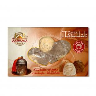 Халва Пашмак шоколадно-ванильная